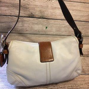 Coach Bags - SOLD! COACH SOHO Leather Flap Shoulder Bag